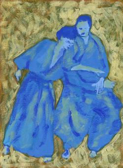 Aikido Sketch 35
