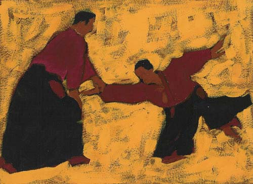 Aikido Sketch 12