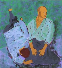 Aikido Sketch 19