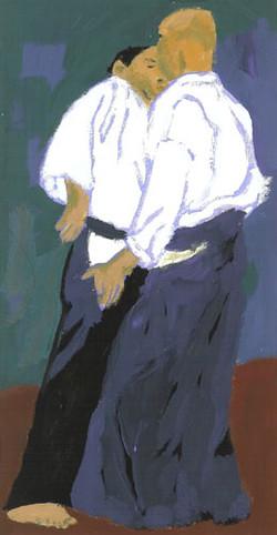 Aikido Sketch 5