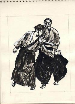 aikido Noir