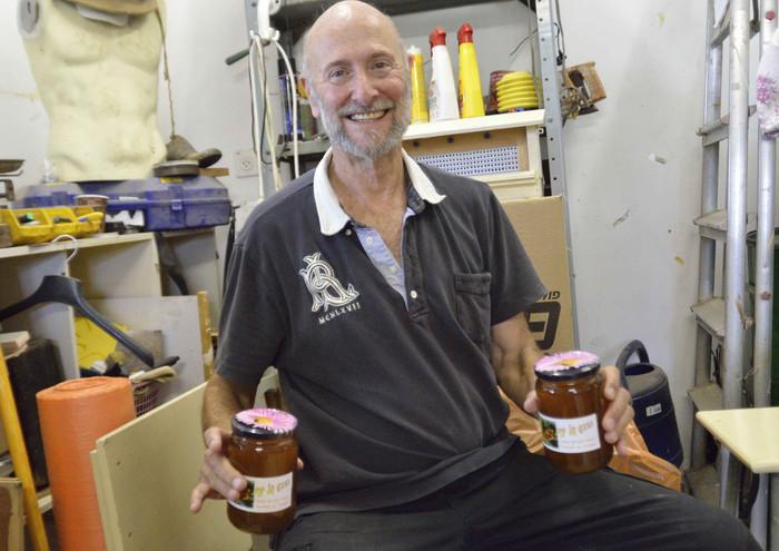 Le miel de Yossi