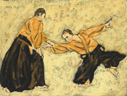 Aikido Sketch 13