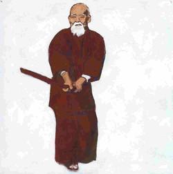 Aikido Sketch 29