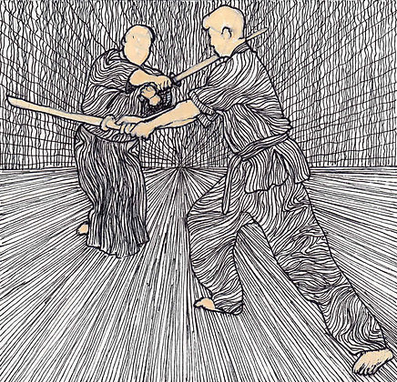 Aikido Sketch 53