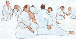 Aikido Sketch 36