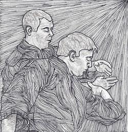 Aikido Sketch 55