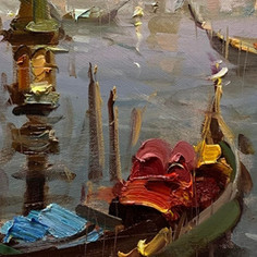COLOR & BRUSHWORK IN OILS with Mostafa Keyhani | May 2021