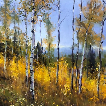 Complete Guide to Pastel Landscape Painting with Aaron Schuerr