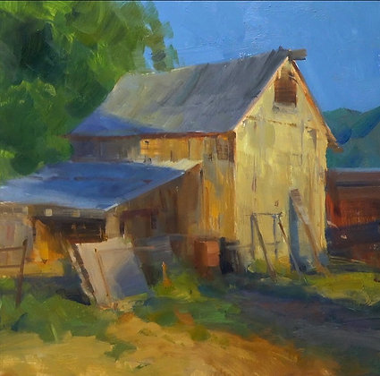 Painting Plein Air in Evening Light with Bryan Mark Taylor