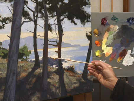 Positive Values that Practicing Art Can Teach Us