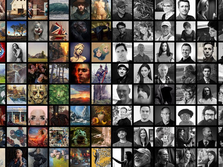 Global Art Conference Vision X Live