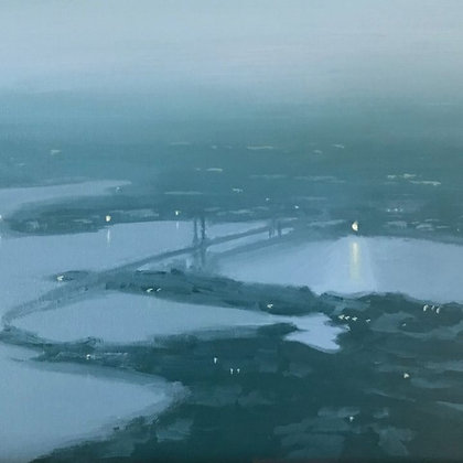 Developing Your Artistic Voice in Landscape Paintings with Brian Sindler