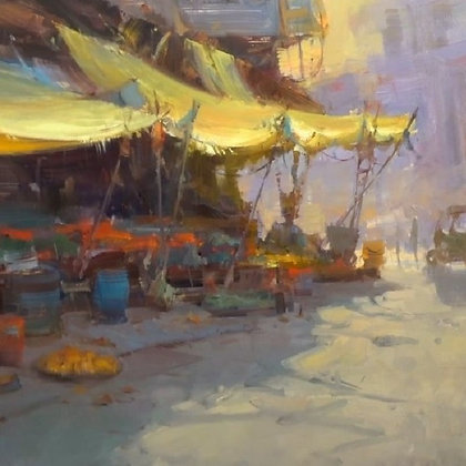From Plein Air to Studio Painting with Bryan Mark Taylor