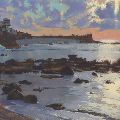 Gouache Painting Made Easy with Sergio Lopez