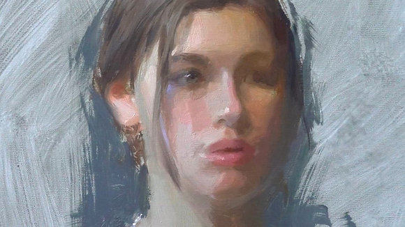 Realistic Portrait Drawing & Painting with Casey Childs