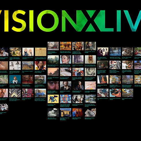 Vision X 2022 Art Conference