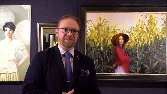 Understanding Gallery Representation with Micah Christensen