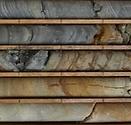 地質調査 ボーリングコア