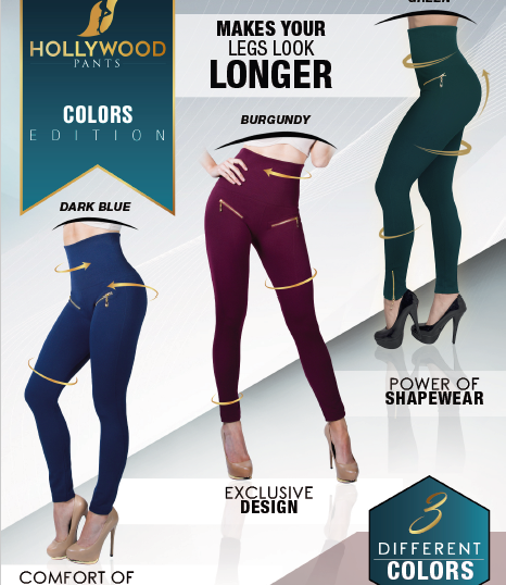 Hollywood Pants Colors