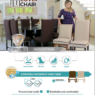 Total Cover Chairs