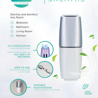 Purize UV Active