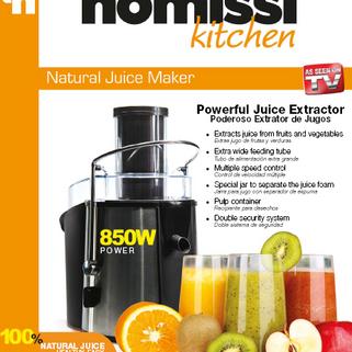 Natural Juice Maker