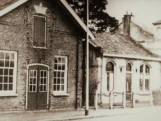 De synagoge van Vriezenveen