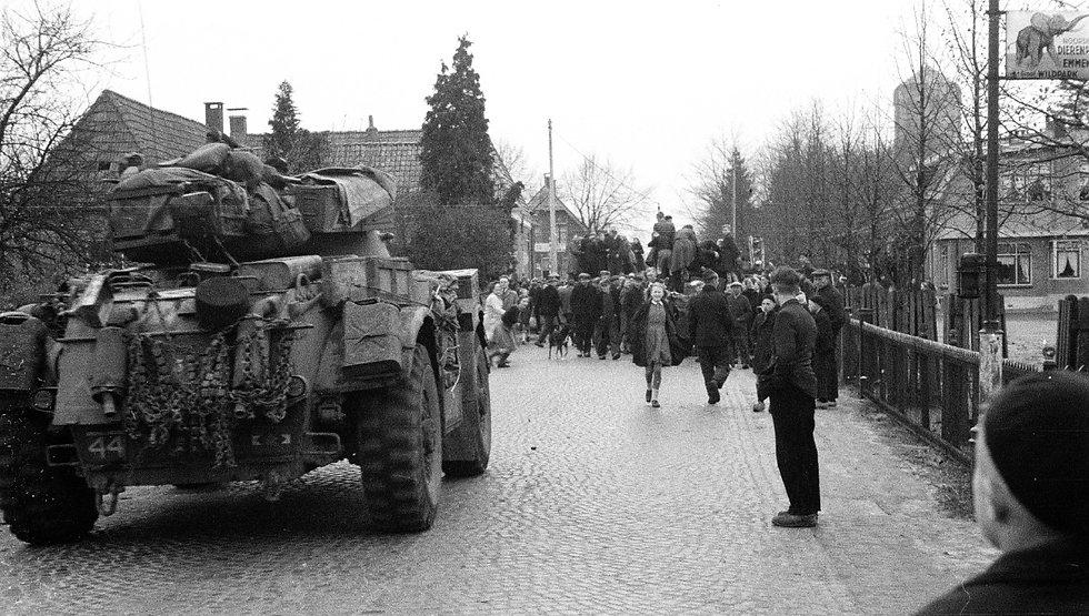 Oorlogsjaren in Vriezenveen (WO2)