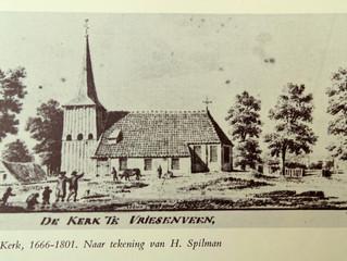 Het visitekaartje van Hendrik Spilman in de Vriezenveense historie
