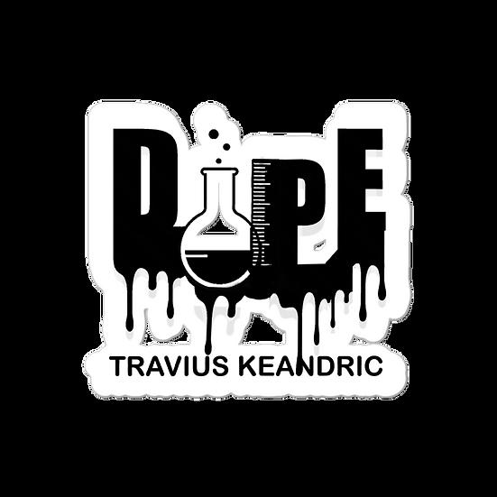 """Travius Keandric """"DOPE"""" Decal"""