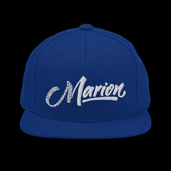 Marion Hat - Blue