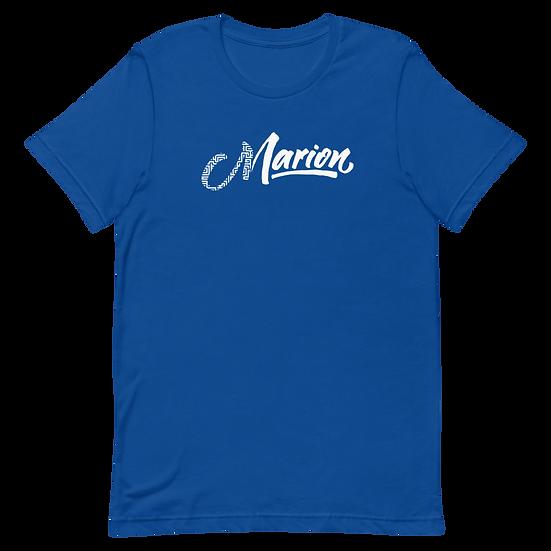 Marion T-Shirt - Royal Blue