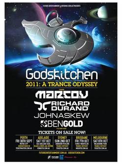 Godskitchen 2011