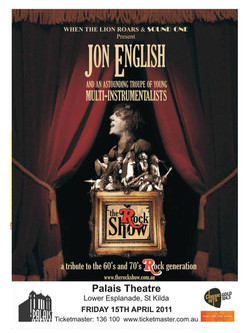 The Rock Show with Jon English
