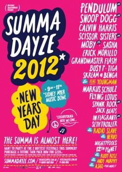 Summadayz 2012