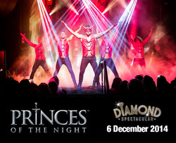 Princes of the Night at the Palms