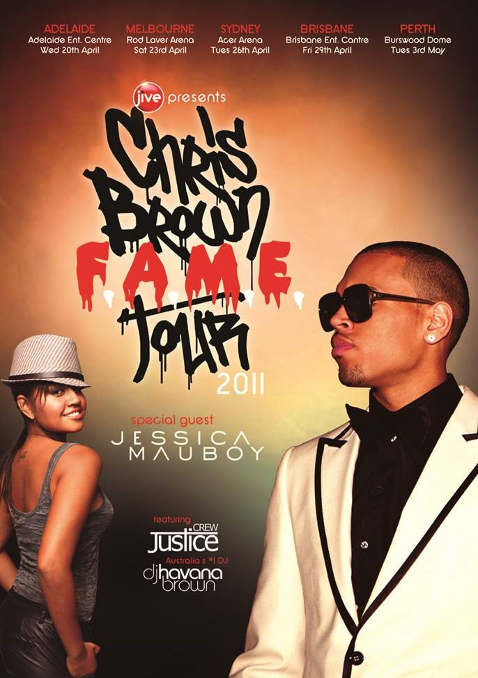 Chris Brown 2011