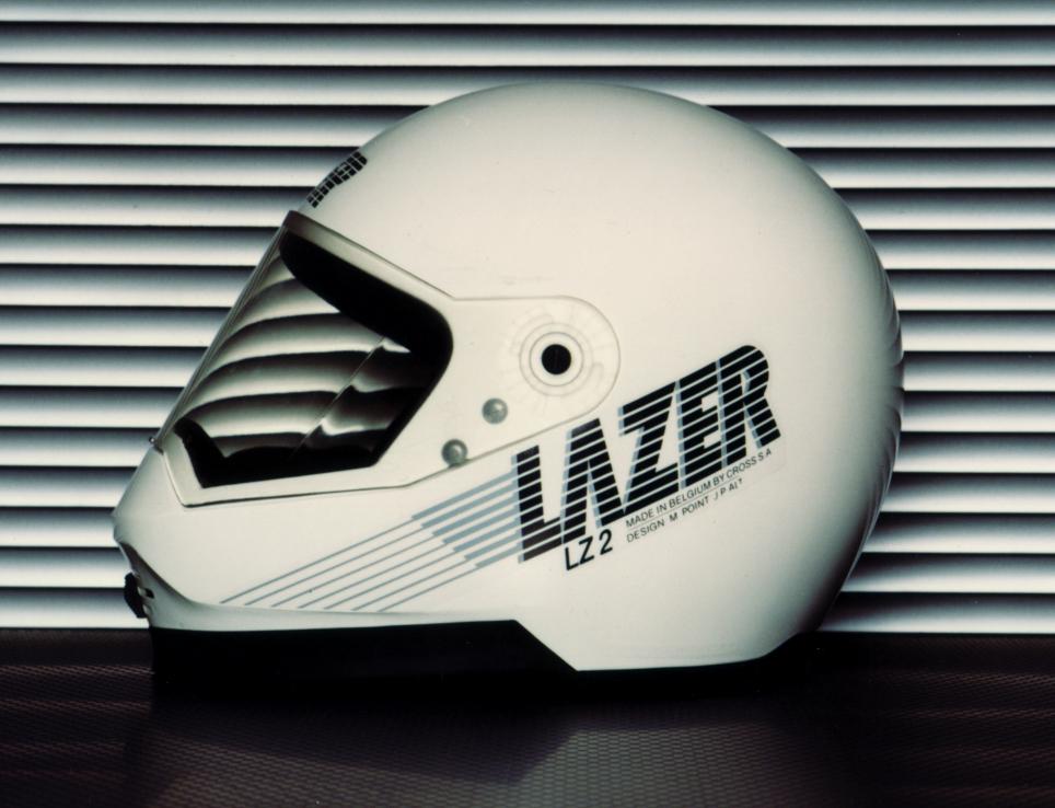 1985 Casque LAZER
