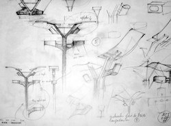 Projets Luminaires Gare du Midi