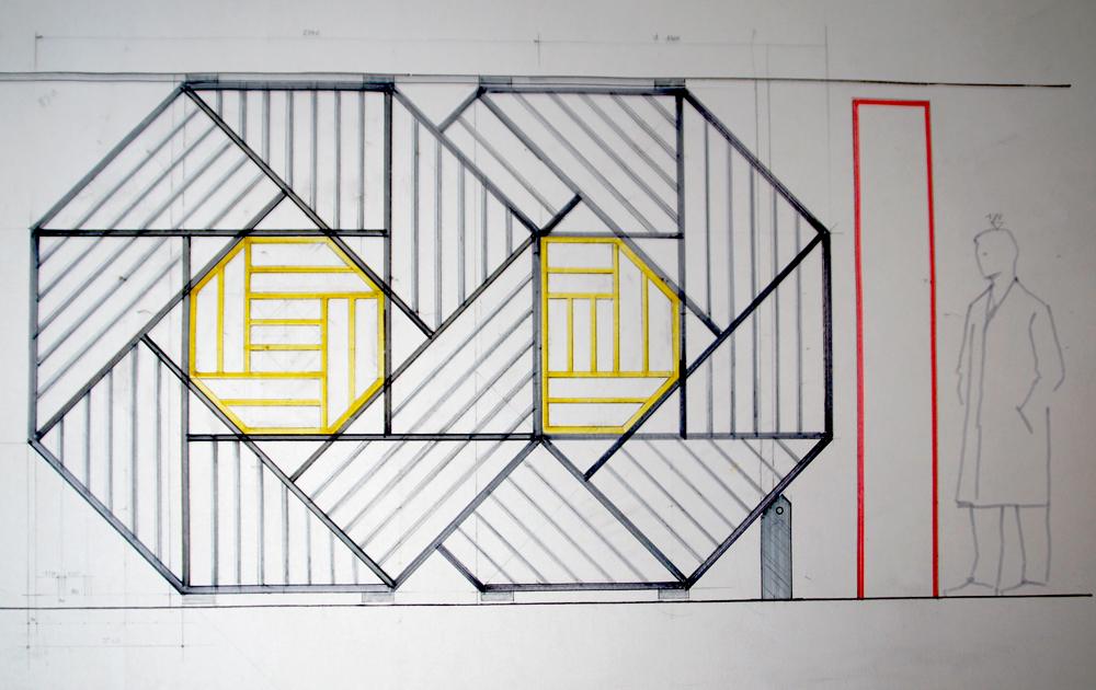 Mariemont Grille projet
