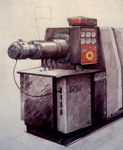Machine industrielle FN