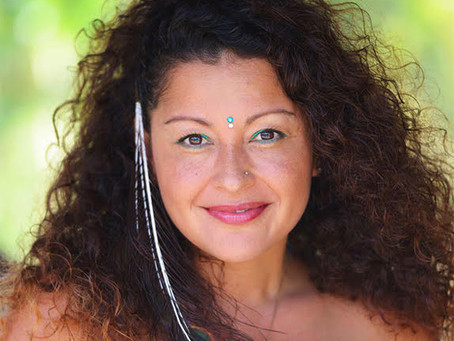 The Light Conversations 19: Amma Sophia Rose