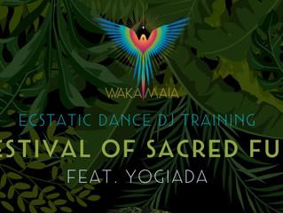 Sound Healing Journeys & Ecstatic Dance