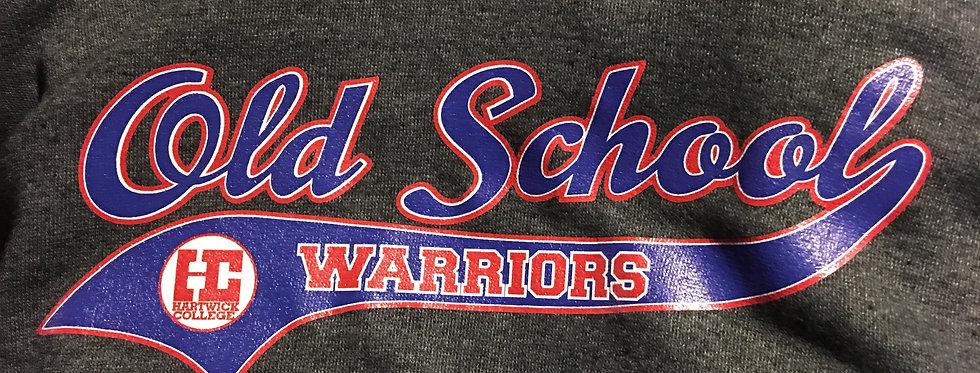 Old School Warrior Hoodie