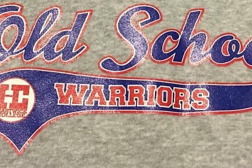 Old School Warriors T-shirt
