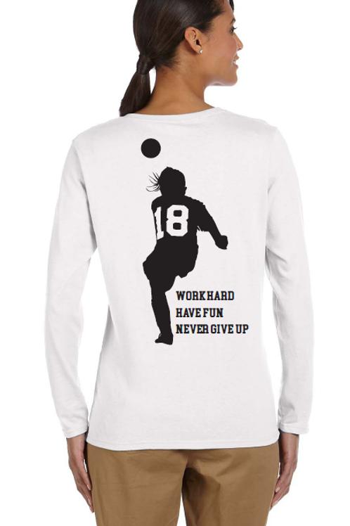 The Soccer Shirt (Long Sleeve)