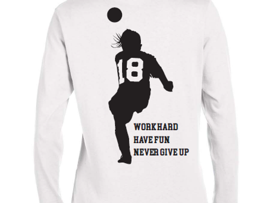 The Soccer Shirt (Long Sleeve)