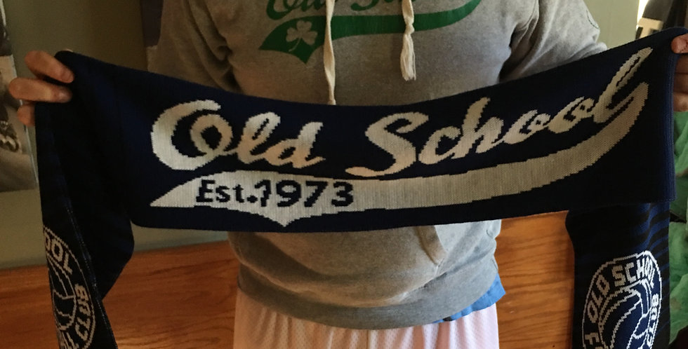 Old School Scarf