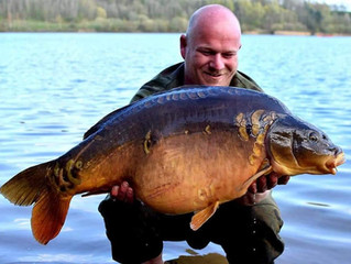 New Astbury Lake Record